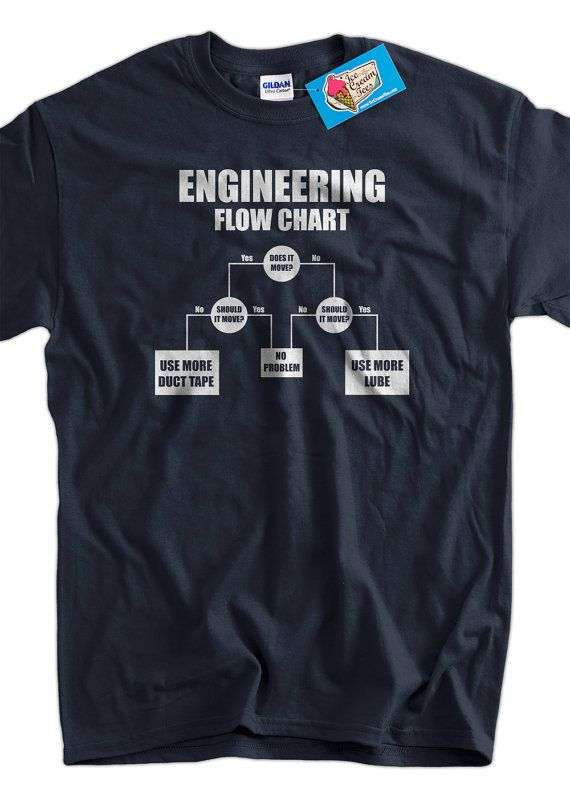 Engineer T shirt