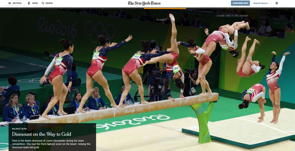 NYT Rio