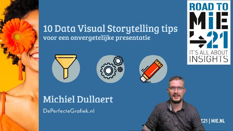 Road to MIE: Data Visual Storytelling