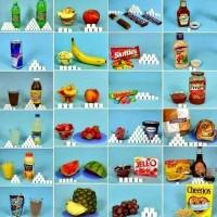 Sugar in snack